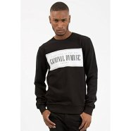 Criminal-Damage-Since-Black-Sweatshirt