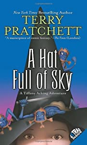 "Cover of ""A Hat Full of Sky: The Continui..."