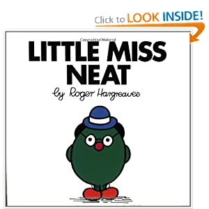 Little Miss Neat (Mr. Men and Little Miss)