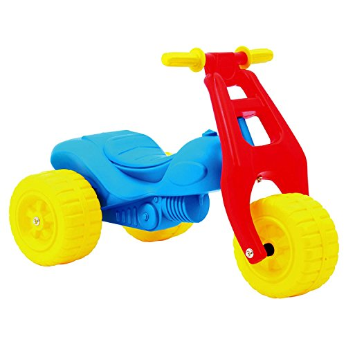 41 Hg4%2BUybL - Kids riding their tricycle in the neighborhood