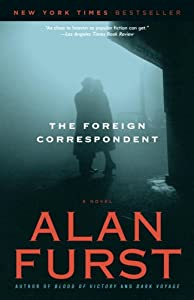"""Cover of """"The Foreign Correspondent: A No..."""
