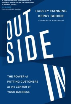 Livres Couvertures de Outside In: The Power of Putting Customers at the Center of Your Business (UK Edition)