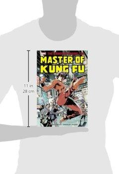 Livres Couvertures de Shang-Chi: Master of Kung-Fu Omnibus Vol. 1