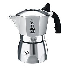 Bialetti 6988 Brikka Stovetop Espresso Maker, 4-Cup