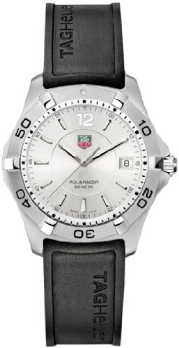 TAG Heuer Men's WAF1112.FT8009 Aquaracer Watch