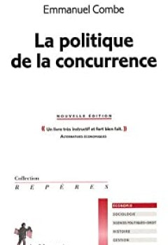 Livres Couvertures de La Politique De La Concurrence