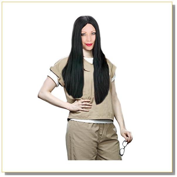 Costume Adventure Women's Orange Is the New Black Beige Prisoner Costume-STD