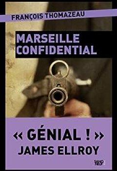 Livres Couvertures de Marseille Confidential
