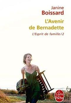 Livres Couvertures de L'Esprit De Famille, Tome 2 : L'Avenir De Bernadette