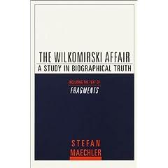 The Wilkomirski affair