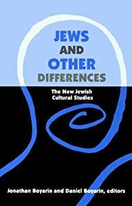 "Cover of ""Jews and Other Differences: The..."