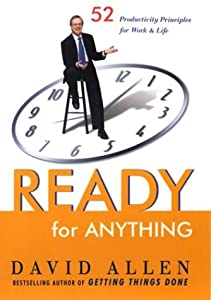 """Cover of """"Ready for Anything: 52 Producti..."""