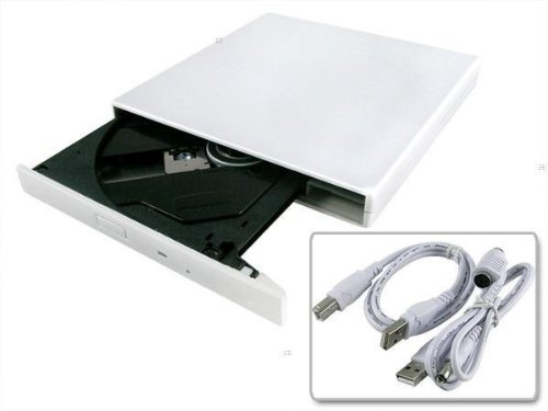 Brand New Slim External USB CDROM Disk Drive for DELL Latitude C400,D400,D420 series,Dell Insprion Mini 9 series laptop