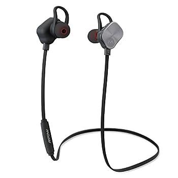 Mpow Magneto Bluetooth4.1 スポーツイヤホン ワイヤレスステレオヘッドセット ノイズ低減の仕組み iPhone&Android スマートフォンに対応