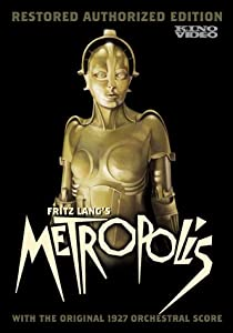 "Cover of ""Metropolis (Restored Authorized..."