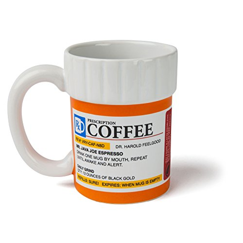 BigMouth Inc The Original Prescription Mug