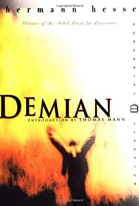"""Cover of """"Demian (Perennial Classics)"""""""