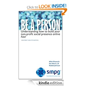 Be a Person - Non-Profit Executive Edition