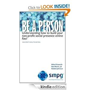 Be a Person - Non-Profit Executive Edition
