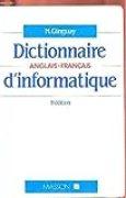 Dictionnaire anglais-français d'informatique