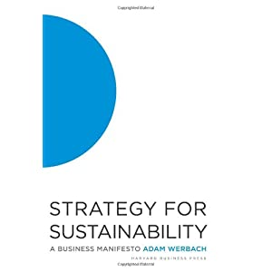 Strategy for Sustainability: A Business Manifesto
