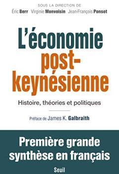 Livres Couvertures de L'économie post-keynésienne