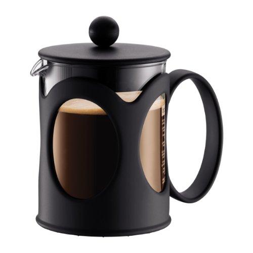 【正規品】BODUM ボダム KENYA フレンチプレスコーヒーメーカー,0.5L 10683-01J