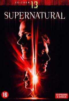 Livres Couvertures de Supernatural - Saison 13 [DVD]