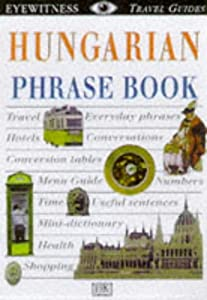 "Cover of ""Hungarian (Eyewitness Travel Gu..."