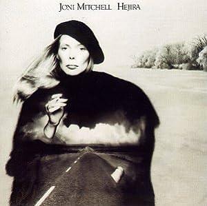 "Cover of ""Hejira"""