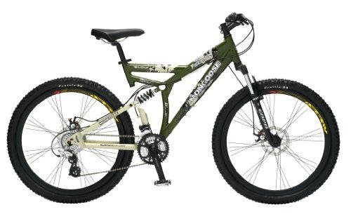 Mongoose Men's Fireline Bicycle