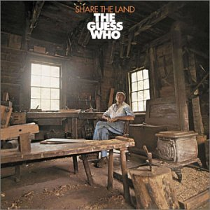 "Cover of ""Share the Land"""