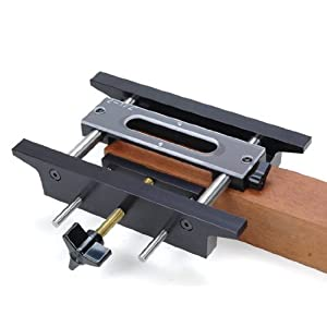 Mortise Pal - Precision Mortising Jig and Loose Tenon Joinery System