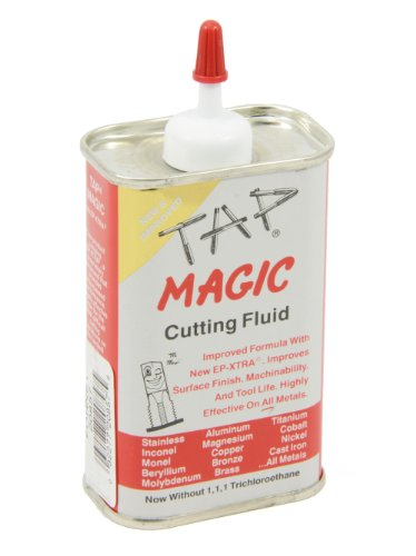 Forney 20857 Cutting Fluid, Industrial Pro Tap Magic, 4-Ounces
