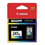 Canon CL-241XL Office Products FINE Color Cartridge Ink for $27.86 + Shipping