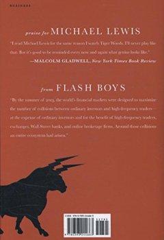 Livres Couvertures de Flash Boys – A Wall Street Revolt