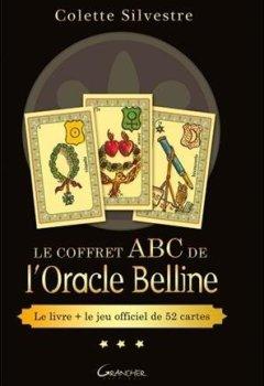 Livres Couvertures de Le Coffret ABC de l'Oracle Belline - Le livre + le jeu officiel de 52 cartes