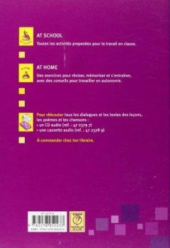Livres Couvertures de Anglais 4ème LV1 New Live : Workbook