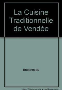 Livres Couvertures de La Cuisine Traditionnelle de Vendée