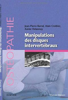 Livres Couvertures de Manipulation des disques intervertébraux