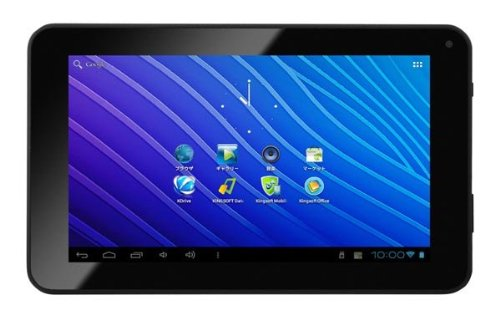 GEANEE、Android 4.0 搭載の低価格7インチタブレット いつも持ち運びたくなる