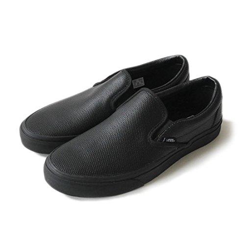 バンズ メッシュレザー スリッポン VANS GKA GKB スニーカー シューズ 靴 メンズ レディース 正規取扱品