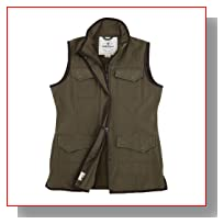 Smith &Wesson? Women's Technical Hybrid Vest X-Small Olive Green