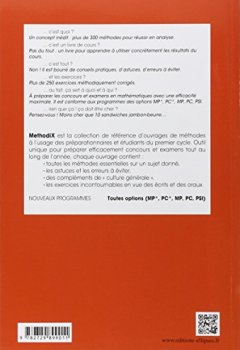 METHODIX GRATUIT TÉLÉCHARGER ALGEBRE PDF