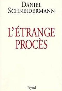 Télécharger L'Etrange Procès PDF En Ligne