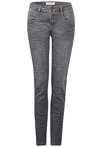 Street One Damen Graue Denim Mika