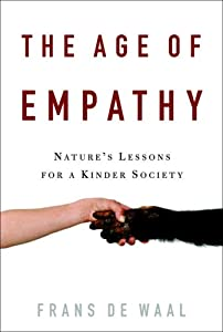 """Cover of """"The Age of Empathy: Nature's Le..."""