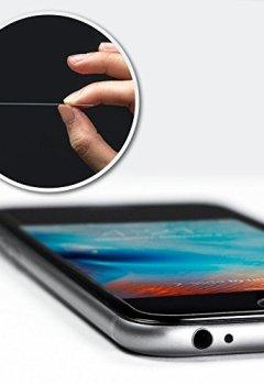 Livres Couvertures de Spigen® Protecteur d'écran iPhone 6S / 6, Verre Trempé iPhone 6s, **Facile à Poser** [Anti-Trace de Doigts] *Ultra Clair* Protection écran iPhone 6, Film Protection iPhone 6S (SGP11588)