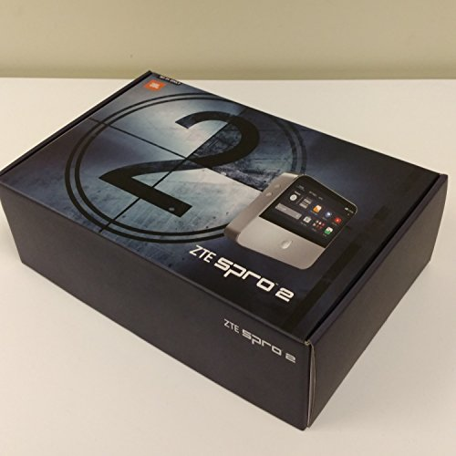 ZTE SPRO 2 WiFi Mini Proiettore Portatile DLP