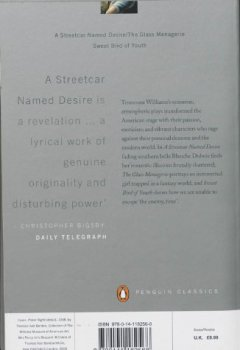 Livres Couvertures de A Streetcar Named Desire and Other Plays: